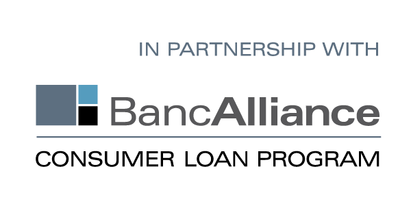 In Partnership with BankAlliance Consumer Loan Program.
